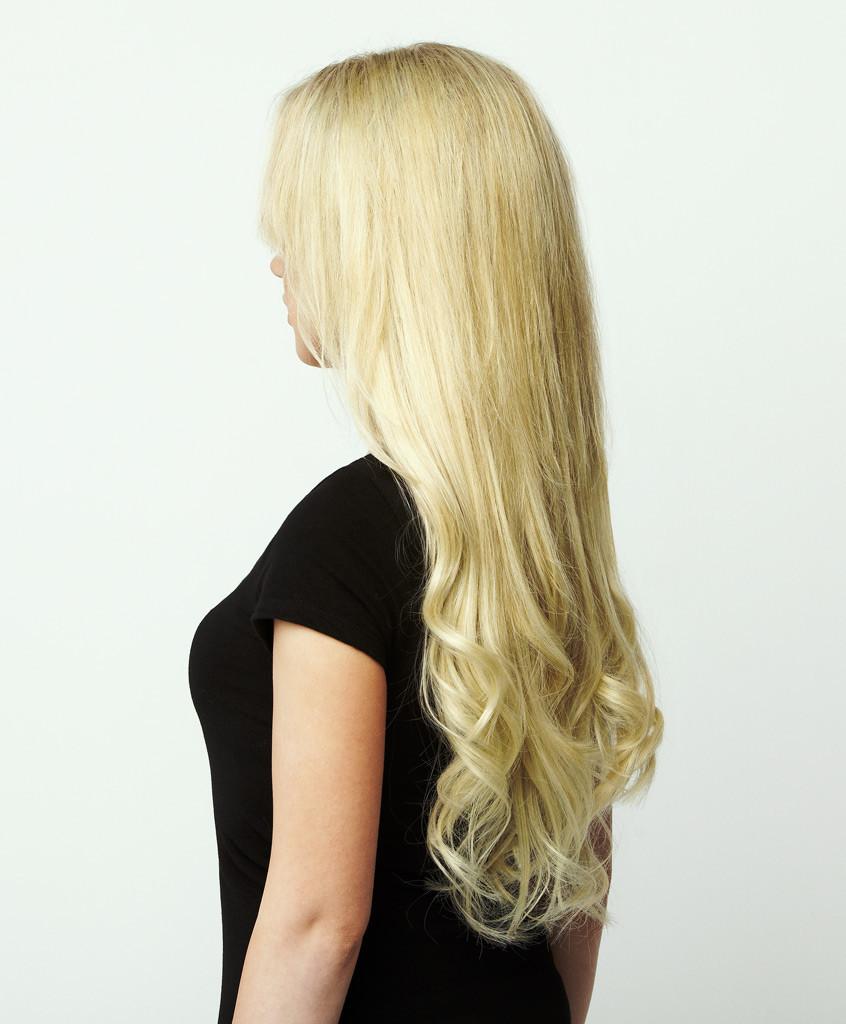 20nail Tipu Tip 1g 613 Human Hair Extensions 1 G 5a Grade Remy 18