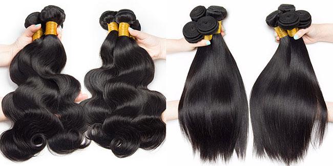 mink hair weave